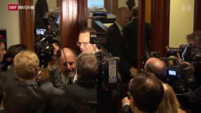 Video «FOKUS: SVP-Bundesratskandidaten auf dem Prüfstand» abspielen