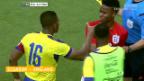 Video «Fussball: WM-Testspiel, Ecuador-England» abspielen
