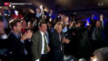 Video «AfD - Grosse Erfolge für eine junge Partei» abspielen