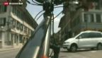 Video «Weniger Verkehrstote auf Schweizer Strassen» abspielen