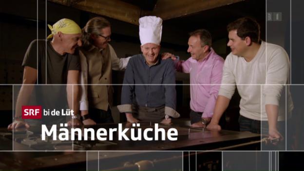 Video ««SRF bi de Lüt – Männerküche» (1/5): Michael Meier» abspielen
