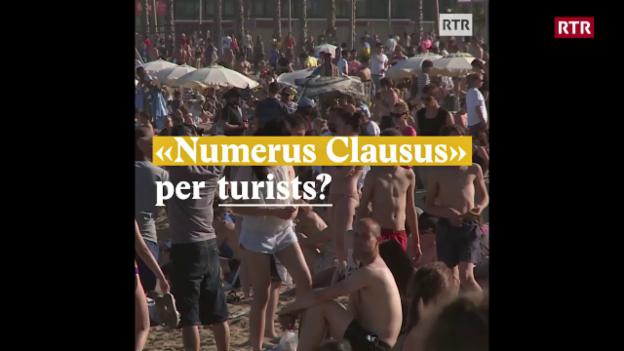 "Laschar ir video «""Numerus Clausus"" per turists?»"