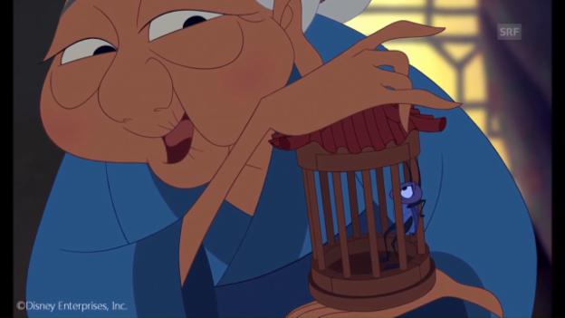 Video «Mulan: «Honor to us all»» abspielen