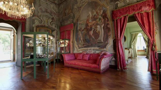 Video «Plötzlich Erbe eines Schlosses» abspielen