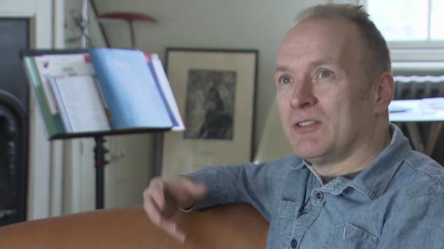 Video «Paul Trynka: «Er war auch schonungslos mit sich selbst»» abspielen