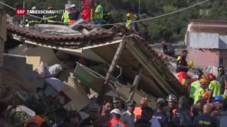 Video «Erdbeben auf Insel Ischia» abspielen