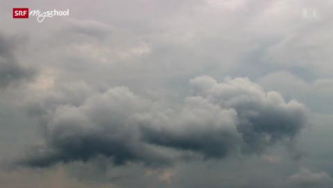 Wetterphänomene: Wie schwer ist eine Gewitterwolke? (4/5)