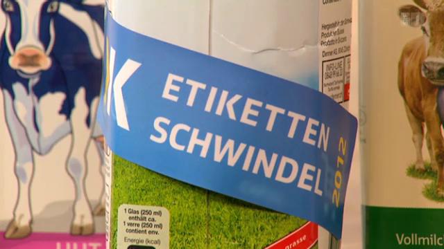 Etiketten-Schwindel 2012: Die Zuschauer haben entschieden