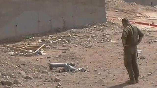 Raketenangriff auf Eilat (unkommentiert)