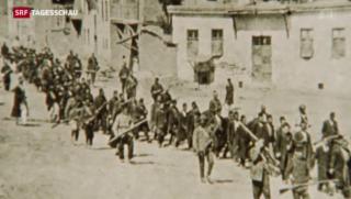 Video «Streit über Armenier-Genozid» abspielen