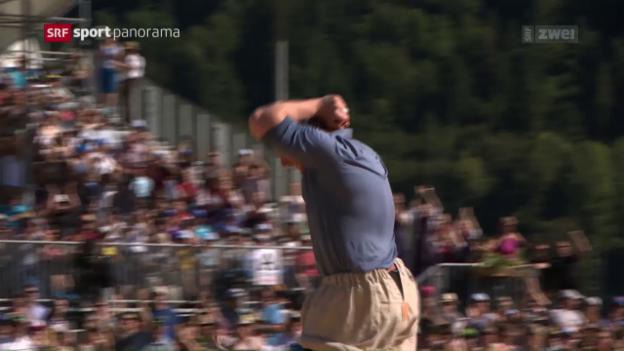 Video «Glarner gewinnt das Bernisch-Kantonale in Meiringen» abspielen