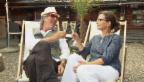 Video «Konfrontativ: Hans Schenker und Isabelle von Siebenthal im Zwist» abspielen