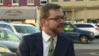 Video «Gespräch mit dem SRF-USA-Korrespondent Peter Düggeli Teil 1» abspielen