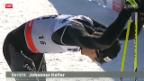 Video «Langlauf: Weltcup in Falun» abspielen