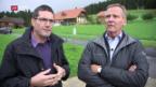 Video «Jobtausch bei Gemeindepräsidenten» abspielen