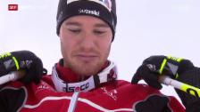 Video «Langlauf: Cologna verzichtet auf die Tour de Ski» abspielen