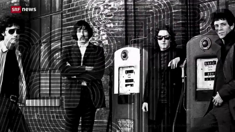 «The Velvet Underground» in Cannes
