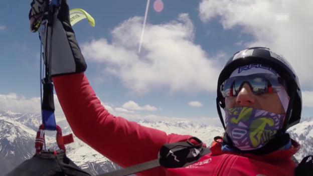 Video «Langstreckenflug Teil 4» abspielen