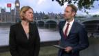 Video «FOKUS: Einschätzungen aus London – Wählerbotschaft» abspielen