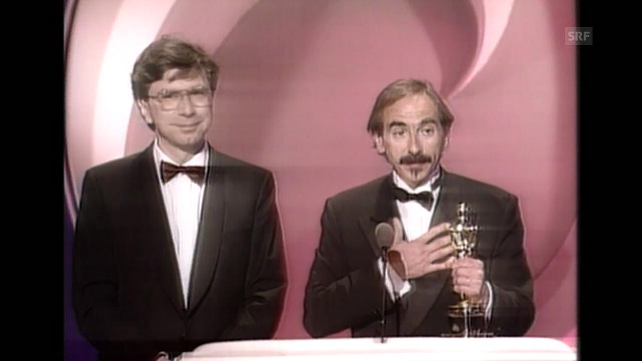 Oscar für «Reise der Hoffnung», 26.3.1991