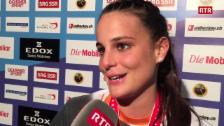 Laschar ir video «Il capitani Seraina Ulber davart il success da Piranha»