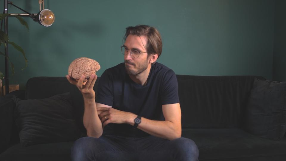 Mein Gehirn und ich: Es ist kompliziert!
