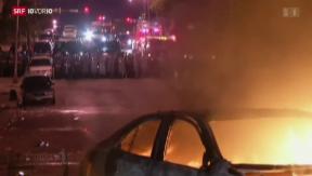 Video «Krawallen in Baltimore» abspielen