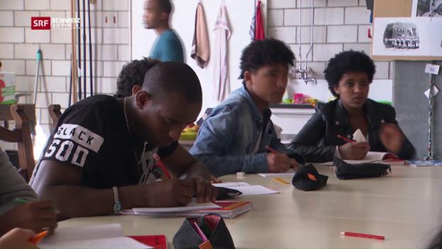 Video «Schweiz aktuell vom 20.06.2016» abspielen