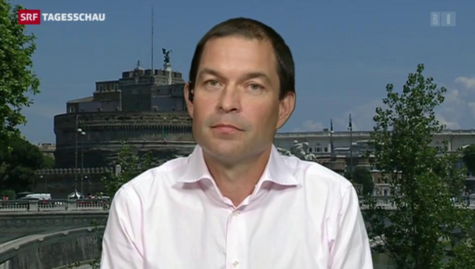 Einschätzungen von SRF-Korrespondent Philipp Zahn