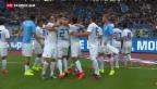 Video «FC Zürich gewinnt Zürcher Derby» abspielen