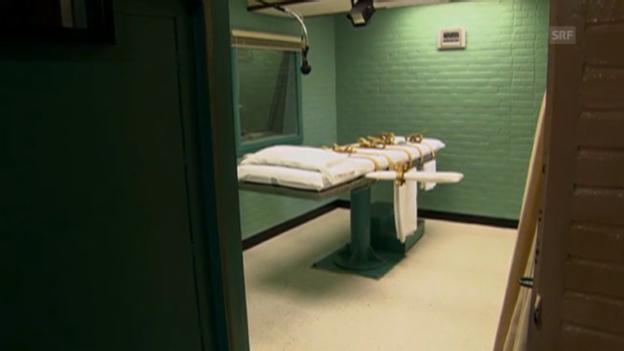 Video «Ausschnitt aus «Death Row»» abspielen