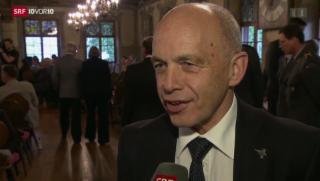 Video ««Das Hauptrisiko ist der Schwedische Botschafter»» abspielen