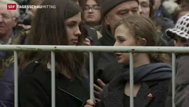 Video «Russland sperrt Oppositionelle weg» abspielen