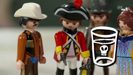 Video «Ein wenig gruselig: Von Webers «Freischütz» kurz erklärt» abspielen