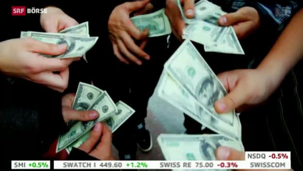Video «SRF Börse vom 06.10.2014» abspielen