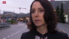 Video «Swiss streicht Flüge nach Israel» abspielen
