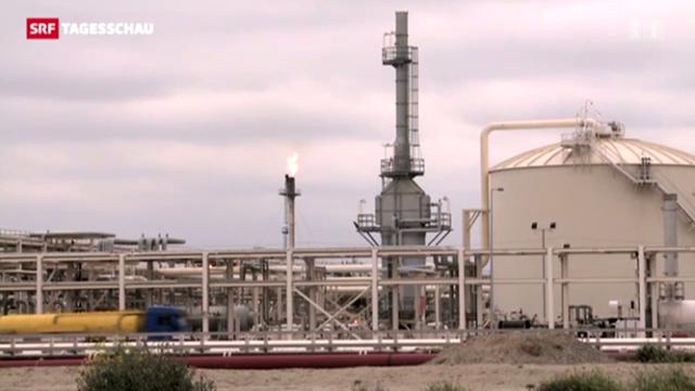 Schweiz wirbt um Gas aus Aserbaidschan