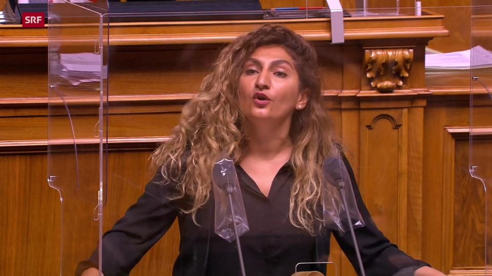 Sibel Arslan (Grüne Fraktion/BS): «Schweizer Europapolitik gleicht einem Scherbenhaufen»