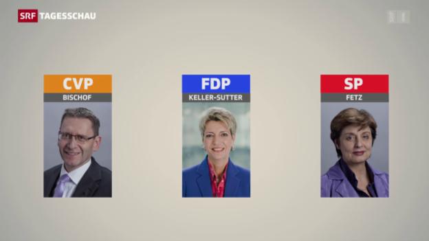 Video «Die neuen Brückenbauer im Parlament» abspielen