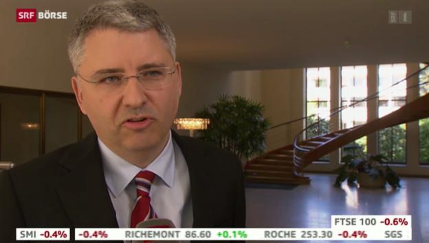 Video «SRF Börse vom 15.04.2014» abspielen