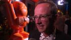 Video «Hannes Hug – ein Moderator wird zum Filmemacher» abspielen