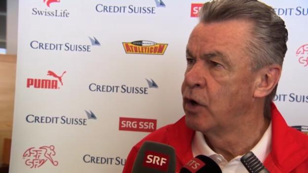 Video «Interview mit Ottmar Hitzfeld» abspielen