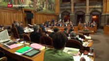 Video «Ständerat entscheidet über Masseneinwanderungsinitiative» abspielen