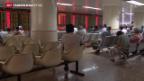 Video «Erneuter Handelsstopp in China» abspielen