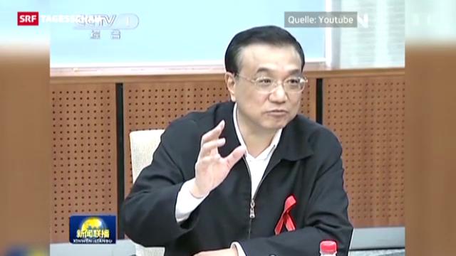 Wer ist Chinas neuer Premier?
