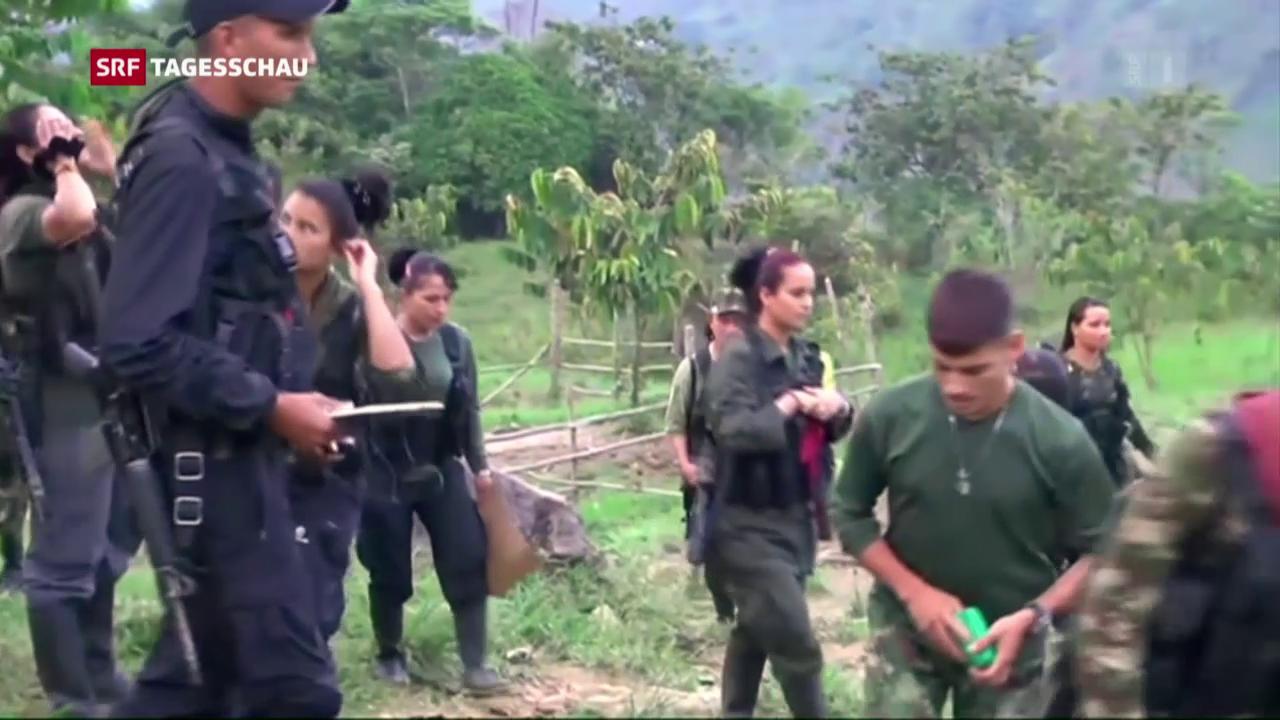 Keine Kindersoldaten mehr bei der FARC