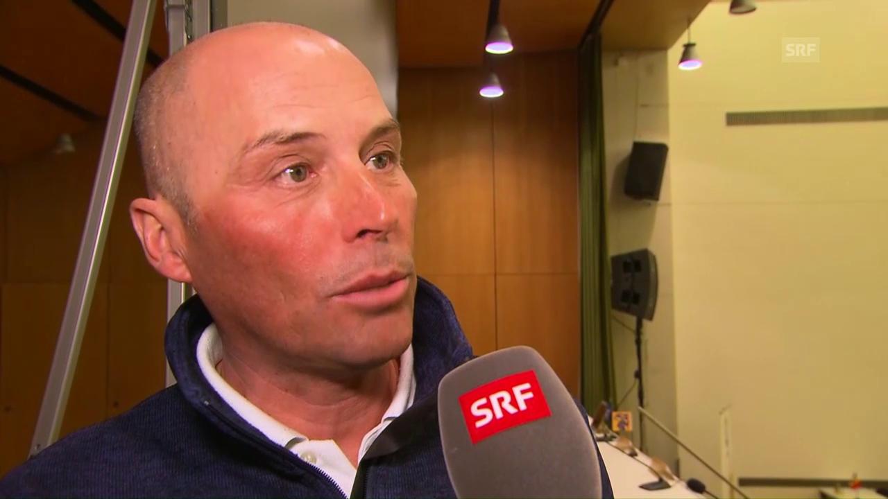 FIS-Rennchef Waldner: «Haben einen guten Plan aufgestellt»