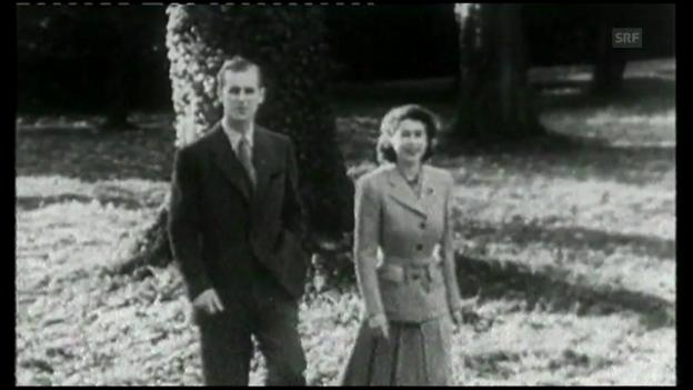 Video «Ein Leben an der Seite der Queen» abspielen