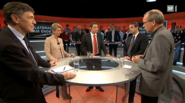Video «Bilaterale am Ende?» abspielen