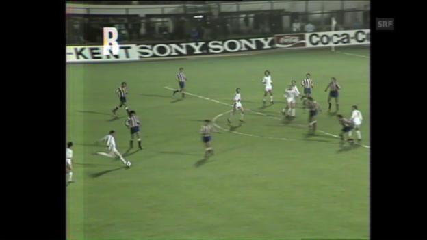 Video «Atletico-Bayern 1974: Die grossen Duelle von Brüssel» abspielen